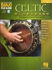 Banjo Play-Along #10 Celtic Bluegrass Songbook Tabulatur Tab mit Download Code