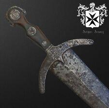16th Century Italian Cinquedea Dagger