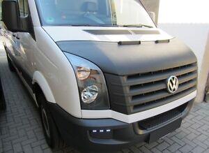 CAR HOOD BONNET BRA fit Volkswagen Crafter since 2006-2016 MASK BRA DE CAPOT