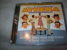 CD - ATHENA - GEORGE E. STOLL - RHINO - LIMITED - 2001