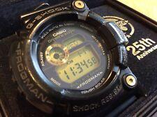 casio G Shock Frogman Dawn Black 2422 25th Anniversary Edition.
