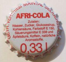 Deutschland  BLUNA  AFRI COLA nr.18     More caps Deutschland on ebay.pl