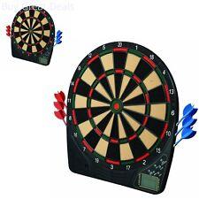 Viper Shot Dartboard King Bristle Darts Official Game Fiber Electronic Dartboard