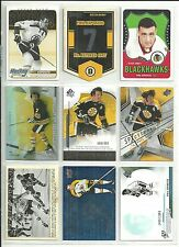 HUGE PHIL ESPOSITO 65 CARD 50 DIFFERENT LOT b BRUINS +