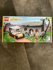 LEGO IDEAS 21316 - THE FLINTSTONES HOUSE - NEW IN SEALED BOX
