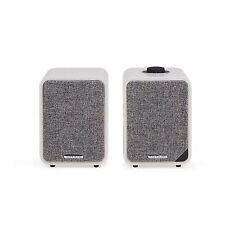 Ruark Audio Mr1 Mk2 Bluetooth Active Speakers Soft Grey
