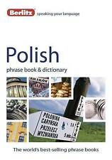 Berlitz: Polish Phrase Book & Dictionary by Berlitz Publishing Company (Paperback, 2012)