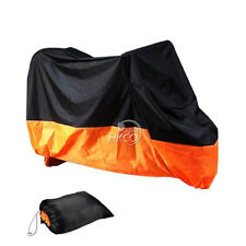 XXXL Motorcycle Storage Rain Dust Cover For Harley Davidson Street Glide Touring