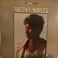 ARETHA   FRANKLIN                LP      ARRIVES