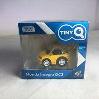 1/64 TINY-Q Honda Integra DC2 Type-R Yellow TinyQ-06a