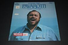 O Sole Mio~Pavarotti~Favorite Neapolitan Songs~London OS26560~FAST SHIPPING