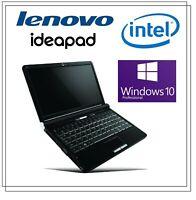 """Lenovo Ideapad """"Mini"""" S10e   Intel Atom   80GB   3GB   WebCam   Win10Pro   10.1"""""""