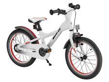 "ORIGINAL MERCEDES-BENZ BICICLETA INFANTIL NIÑOS Bike Blanco Aluminio 16"" Pulgada"