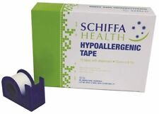 12 Hypoallergenic Tapes 9.1m x 25mm each pre-loaded in it's own dispense