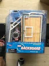 New Mcfarlane backboard Collector's Exclusive Clus for 6'' action figure!!!