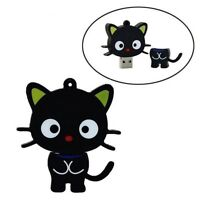 USB Stick 2.0 Cartoon Comic Katze 8GB Flash Disk Drive Speicherstick Memory