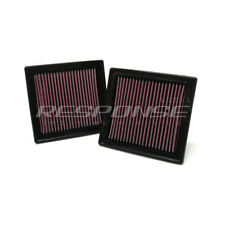K&N Air Intake Filter Set Fits 350Z 370Z EX35 EX37 G25 G35 G37 Q60 QX50 33-2399