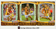 2011 AFL Teamcoach Trading Cards Prize Card Team Set Hawthorn (3)