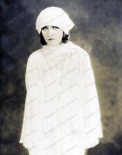 8x10 Print Pola Negri Beautiful Fashion's 1928 by Eugene Richee #PN82