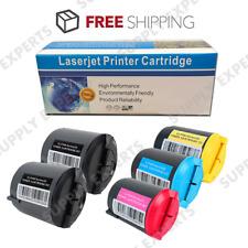 5 PK CLP300 CLP 300 Toner Cartridge Set for Samsung CLP-300 CLX-3160FN CLX-2160N