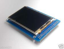 "3.2"" inch 16:9 wide TFT LCD module w/Font IC 400x240 arduino DUE MEGA 2.8 4.3"