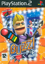 Videogame Buzz - The Pop Quiz SW PS2