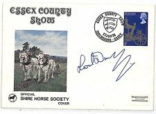 EE231 1978 GB Essex/'County Show'/'Official shire horse society cover'