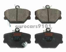 New! Smart TRW Front Disc Brake Pad Set TPC1252 4514210110