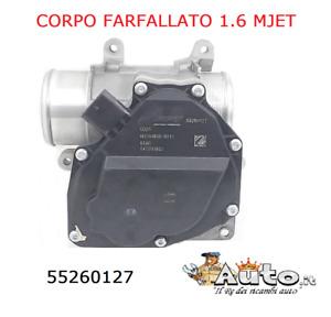 CORPO FARFALLATO VALVOLA EGR FIAT ORIGINALE MOTORI 1.6 MULTIJET 55260127