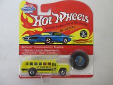 Hot Wheels Vintage Collection School Bus