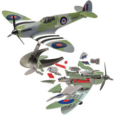 AIRFIX J6045 QUICKBUILD D-Day Spitfire Aircraft Model Kit