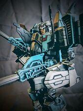 Custom Transformers : Brainstorm