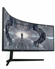 "SAMSUNG 49"" Odyssey G9 Gaming Monitor,  QLED, 240Hz,  1000R Curved,  LC49G95TSSN"