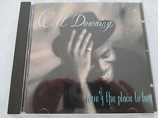 Will Downing - Love's the place to be - CD no ifpi