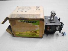 NEW Allen-Bradley 860COD106 AC Relay 110 Volt 60 Hz 600 Volt AC Max