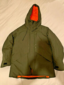 MAMMUT Urbaneeering HS Thermo Hooded Parka Men (Gore Tex & 750 down)