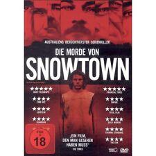 She murders of Snowtown (Lucas Pittaway) FSK 18 DVD NEW VINTAGE