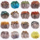 Beautiful pheasant feathers 2-3 inches / 5-8 cm DIY handmade crafts 20-500pcs
