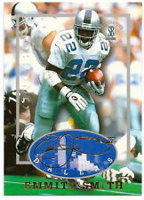 EMMITT SMITH 1997 STRONGBOX AUTOGRAPHED COLLECTION CARD #6! DALLAS COWBOYS!