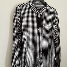 c2f2f31133d Mens long sleeve dress shirt brand Adam Levine new with tags color black