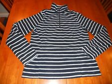 Lands' End womens fleece size S small 6 - 8 jacket