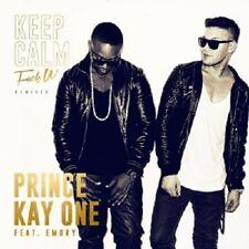 PRINCE KAY ONE - KEEP CALM (FUCK U) REMIXES  CD SINGLE NEU