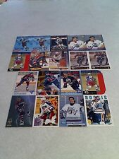 *****Jason Bonsignore*****  Lot of 75 cards.....24 DIFFERENT / Hockey