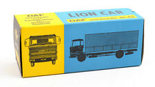 Lion Car Lion Toys Nr.43 DAF Truck With Tilting Cab Empty Box