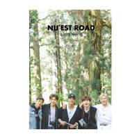 KPOP NUEST [ NU'EST ROAD ] 뉴이스트 Travel Photo Essay Book Photobook + Tracking No.