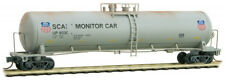 Micro-Trains MTL N-Scale Scale Monitor Tank Car Union Pacific/UP Weathered
