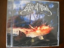 Edge of Attack CD New!! Edge Metal / Power Metal - Self Titled Album - Canadian