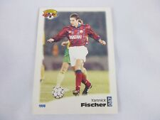 Carte PANINI Official Football Cards France 1996 N°047 Yannick Fischer