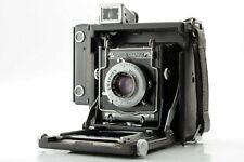 【EXC+5】 GRAFLEX Speed Graphic 6x9 w/ 101mm f4.5 OPTAR lens From JAPAN #1231