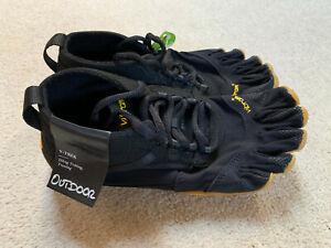 Vibram Five Fingers V Trek ladies walking trainers shoes   black   size 3   new